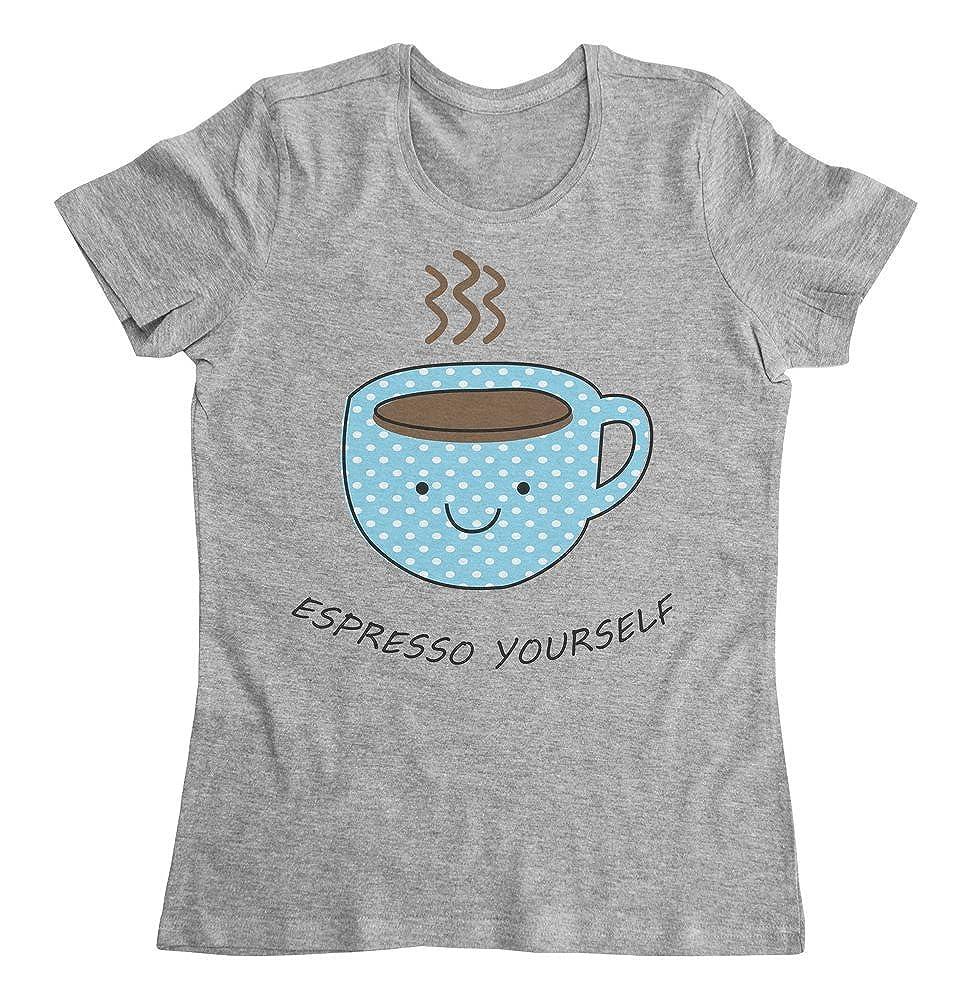 graphke Espresso Yourself Womens T-Shirt