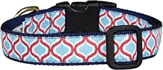 product image for Up Country Blue Kismet Dog Collar - Medium