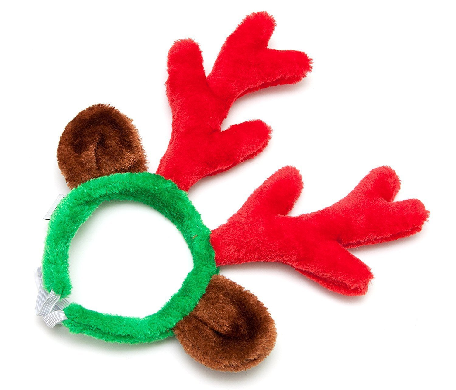 Amazon Christmas Reindeer Antlers with Ears for Dogs