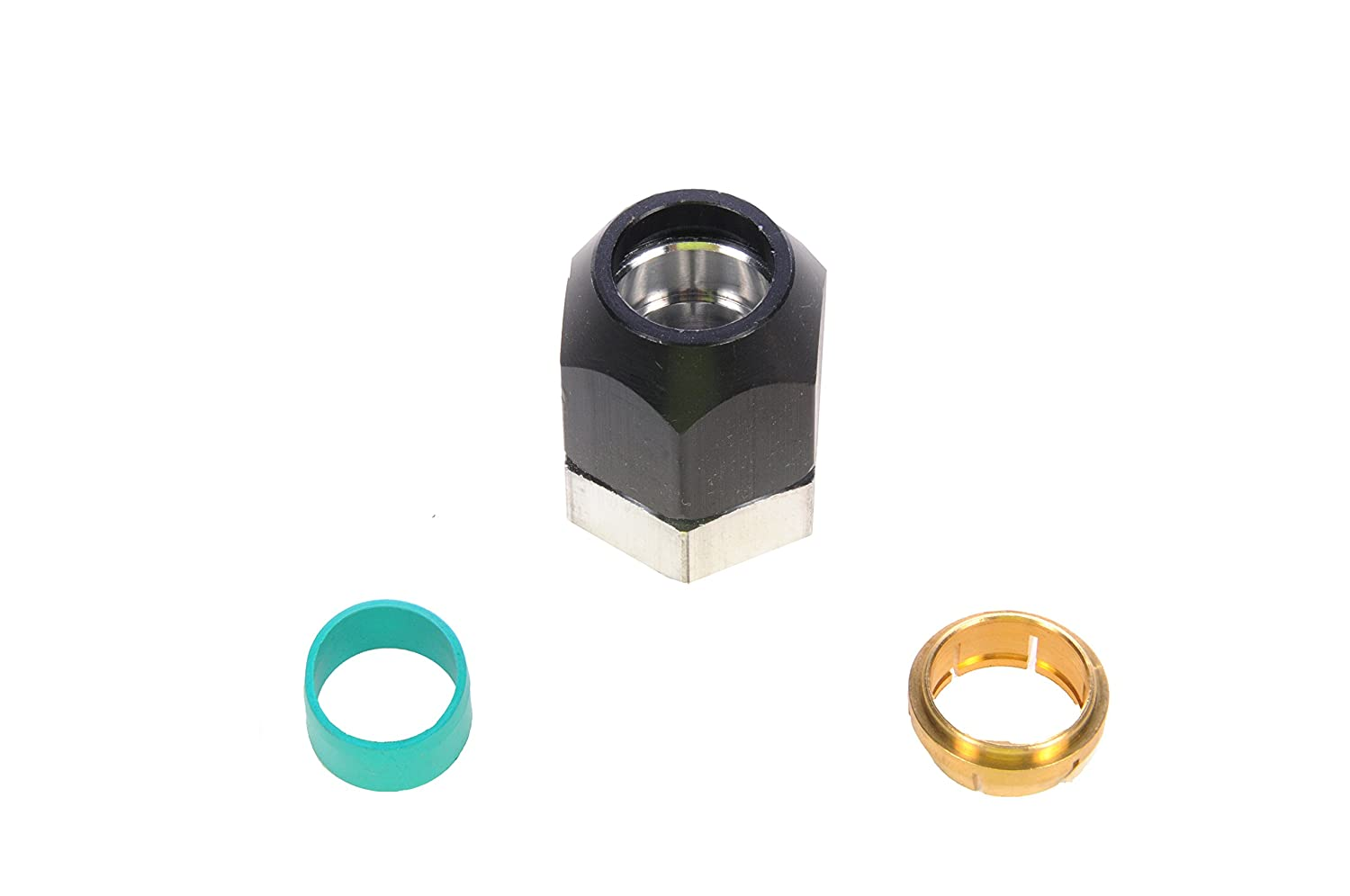 and Ferrule Seal ACDelco 15-34527 Professional 3//4 in O.D Air Conditioning Blockoff Kit with Stop