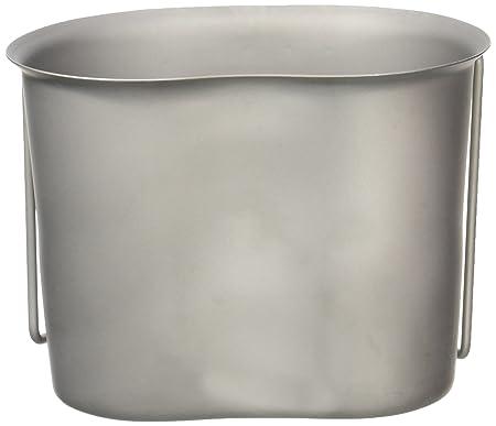 Mil-Tec - Marmita para cantimplora con Asas (500 ml): Amazon ...