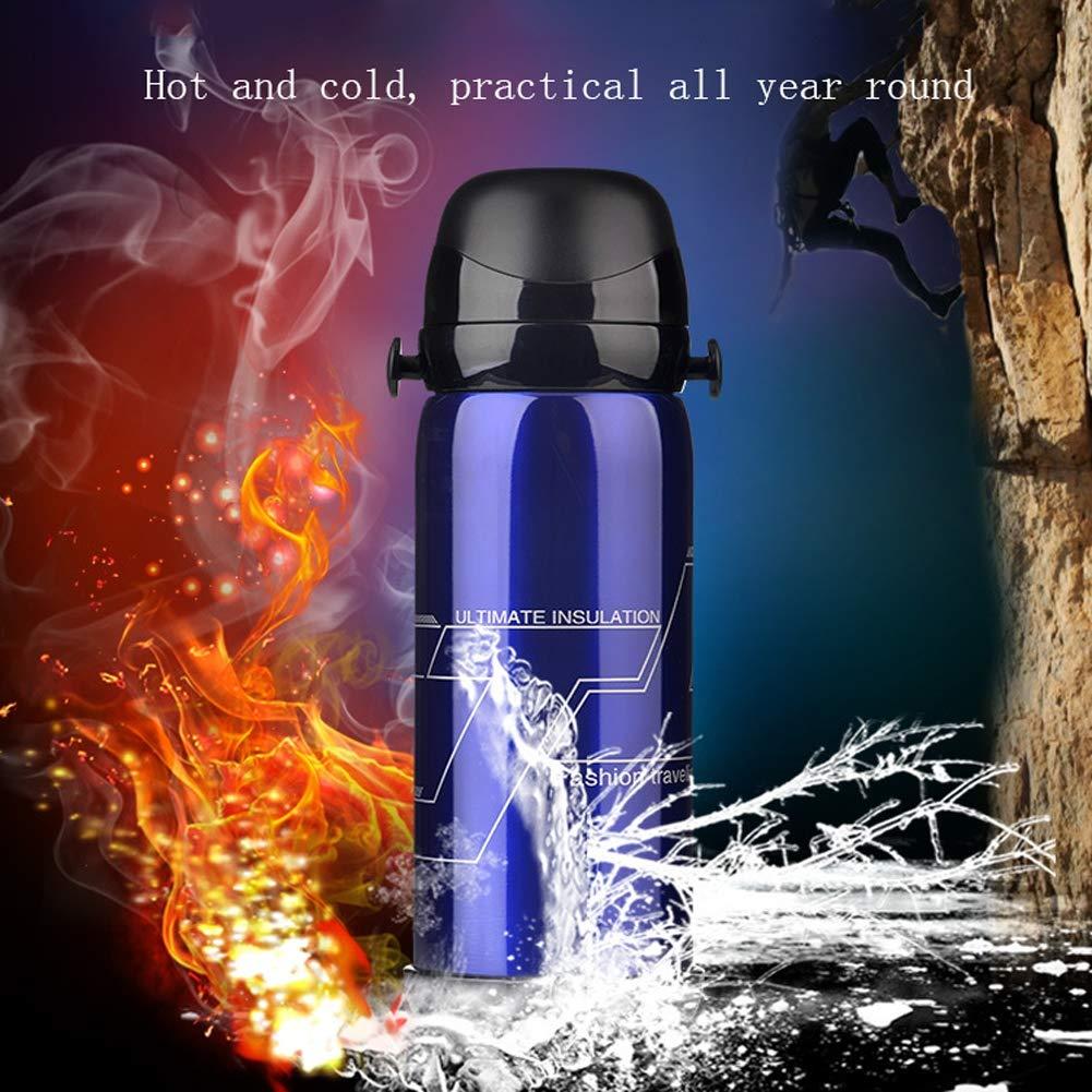 304 Isolierung Wasser Wasser Wasser Becher große Kapazität Thermosbecher Sport Tasse Auto Outdoor Edelstahl Wasserkocher B07PX2LWQL | Billig ideal  624a02