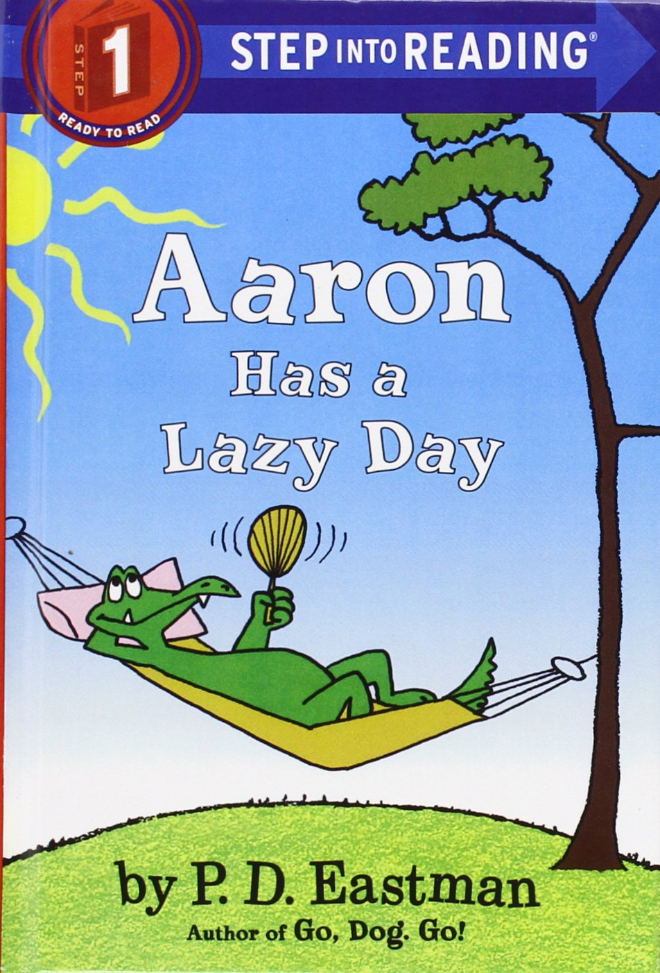 Buy Aaron Has a Lazy Day (Step into Reading  Step 1 Reader