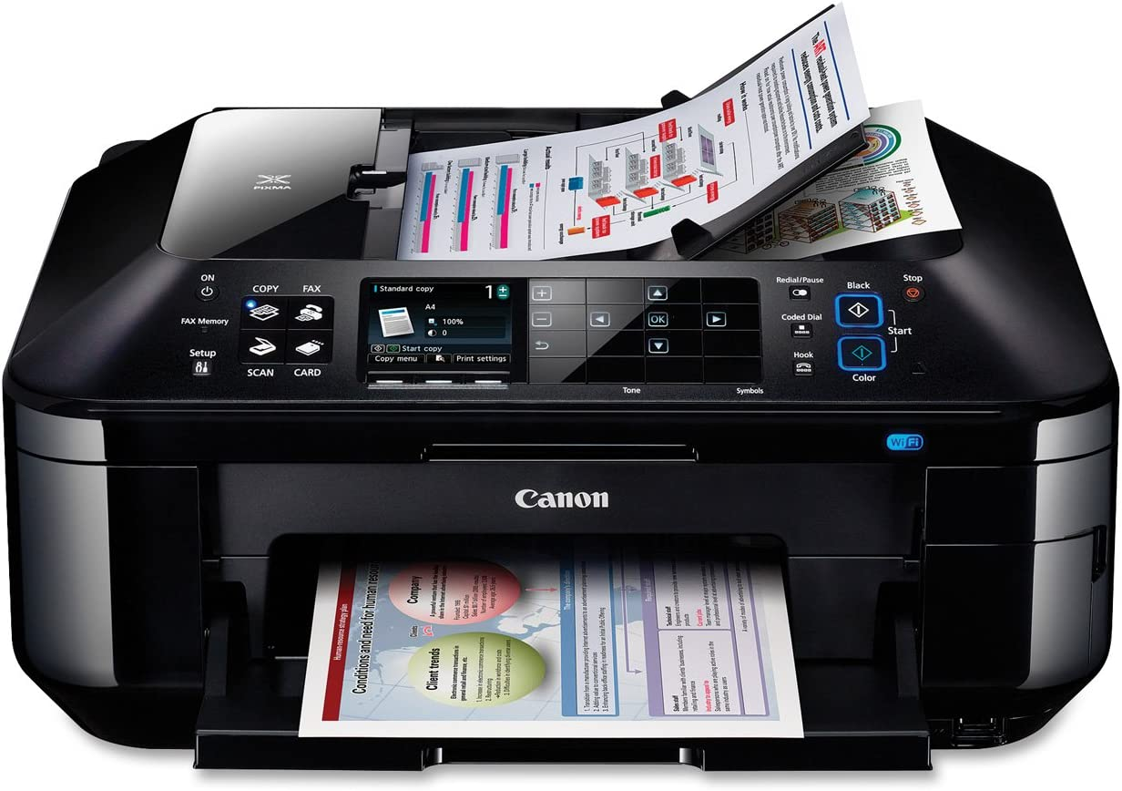 [CSDW_4250]   Amazon.com: Canon Pixma MX882 Wireless Office All-in-One Inkjet Printer  (4894B002): Office Products   Canon Mg5320 Printer Wiring Diagram      Amazon.com