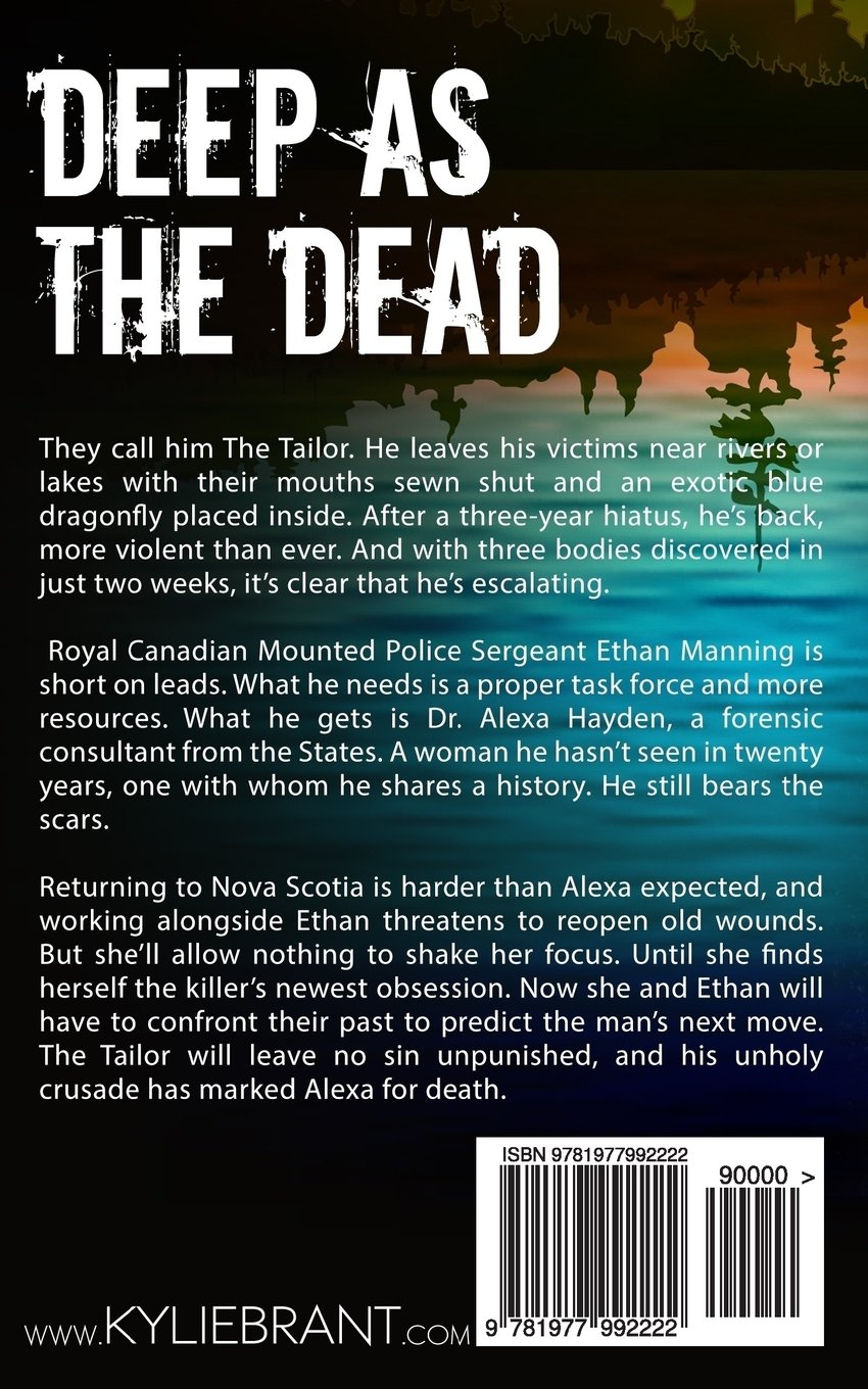 Buy Deep As the Dead: Volume 9 (The Mindhunters) Book Online at Low Prices  in India | Deep As the Dead: Volume 9 (The Mindhunters) Reviews & Ratings  ...