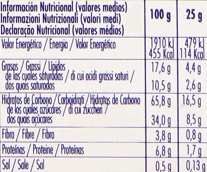 Hero Muesly Energia Barritas de Chocolate - Pack de 6 x 25 g - Total: 150 g: Amazon.es: Amazon Pantry
