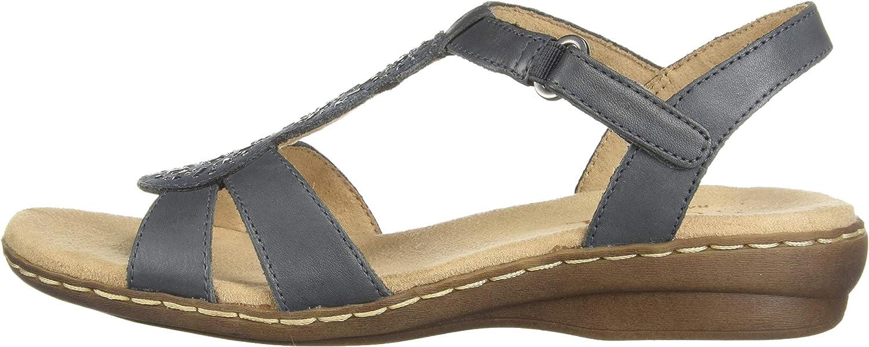SOUL Naturalizer Womens Belle Flat Sandal