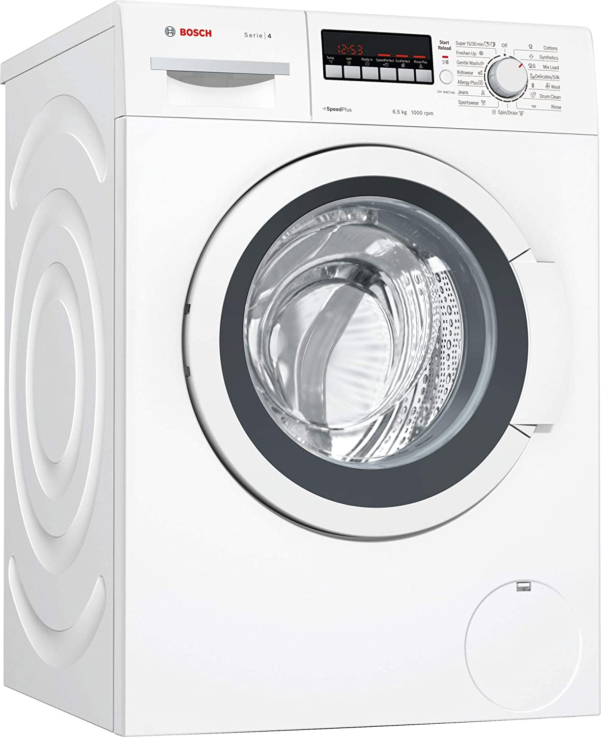 Bosch Washing Machine, 6.5 Kg - WAK20265IN White
