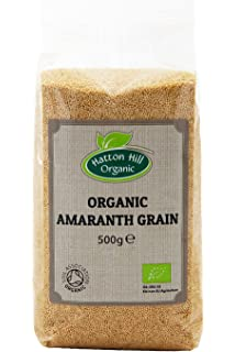 Organic Amaranth Grain 1kg (Buy Whole Foods Online Ltd ): Amazon co