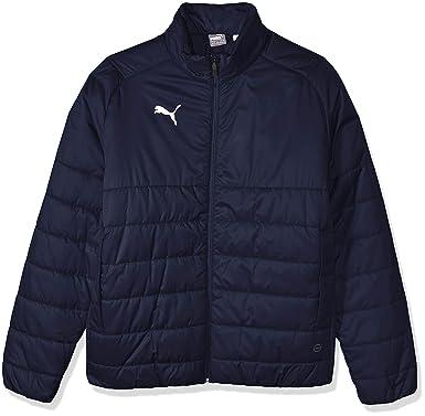 8eaf0900cb00 PUMA Men s Liga Casuals Padded Jacket at Amazon Men s Clothing store