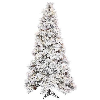 Vickerman Flocked Atka Pine Christmas Tree - Amazon.com: Vickerman Flocked Atka Pine Christmas Tree: Home & Kitchen