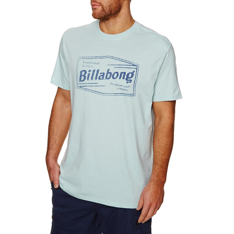 Billabong Labrea SS, Camiseta para Hombre, Azul (Sky Blue 22), XX-Large (Tamaño del Fabricante:XXL): Amazon.es: Deportes y aire libre