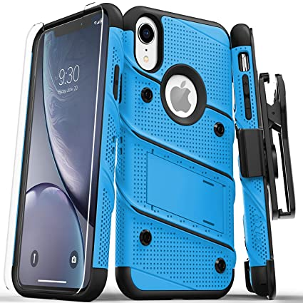 coque holster iphone xr