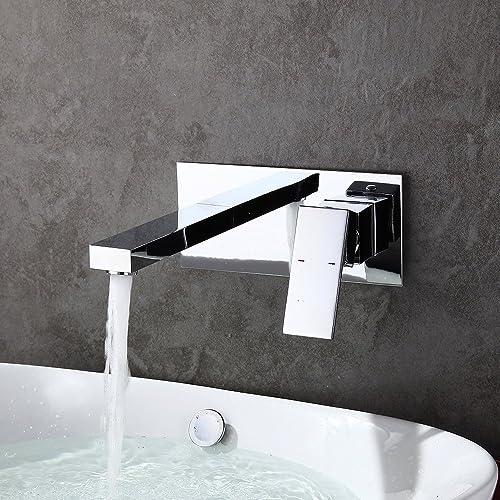 Robinet mural de lavabo salle de bain - Robinet lavabo salle de bain ...