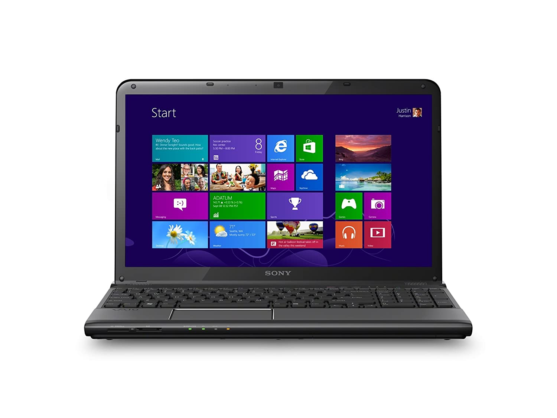 Sony VAIO SVE1513J1E - Ordenador portátil de 15.5