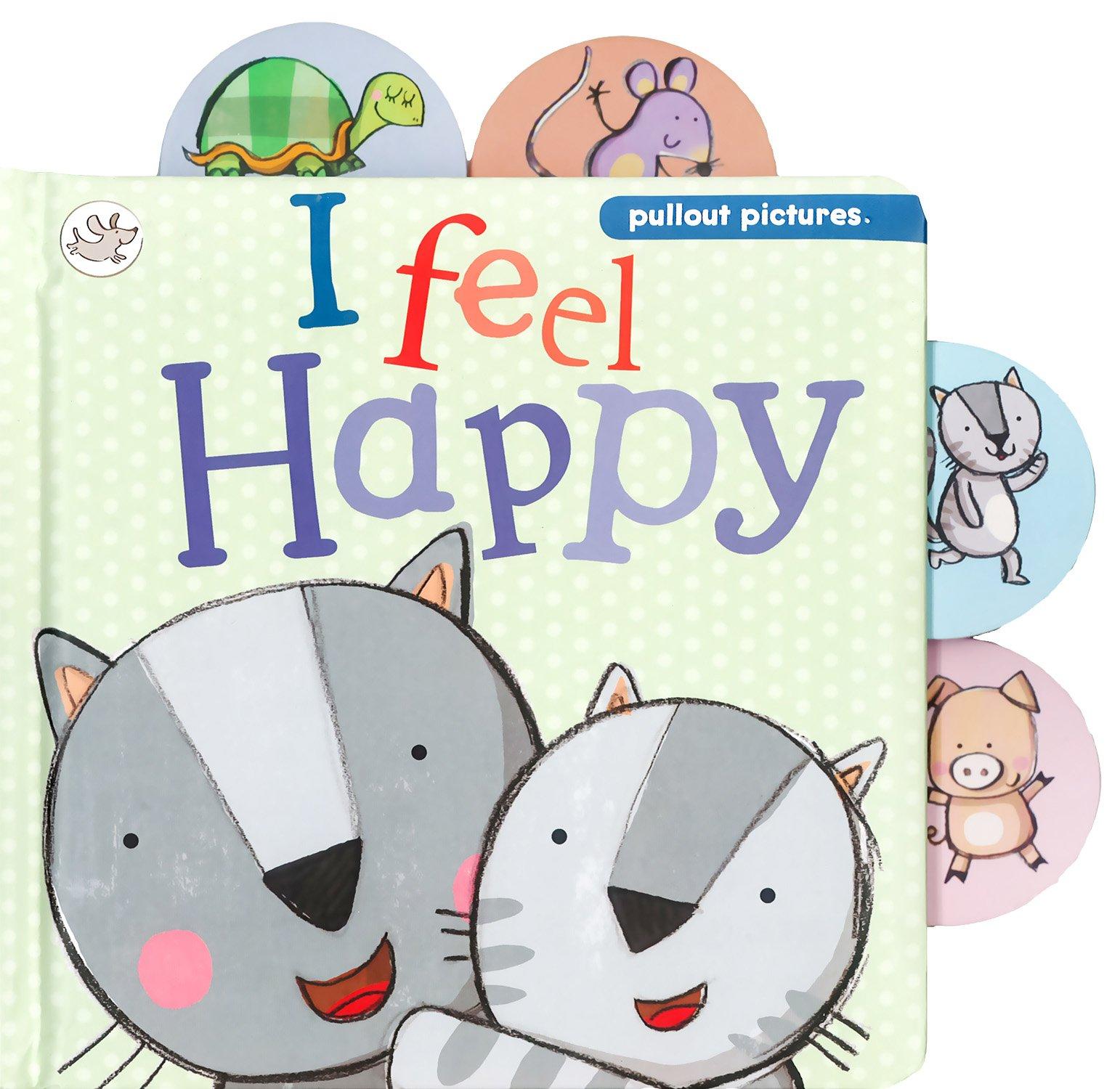 Read Online I Feel Happy (Little Learners) (Little Learners Slide and See) PDF