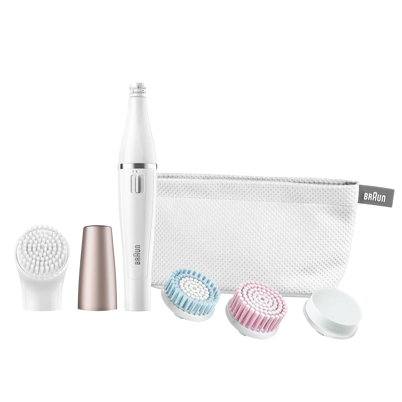 Braun Face 851 facial epilator & cleansing brush system