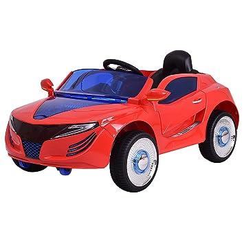 Kinderfahrzeuge 12V Kinder Auto Elektroauto Kinderauto Kinderfahrzeug Elektrofahrzeug Rose rot