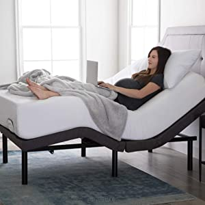 LUCID L300 Bed Base Adjustable