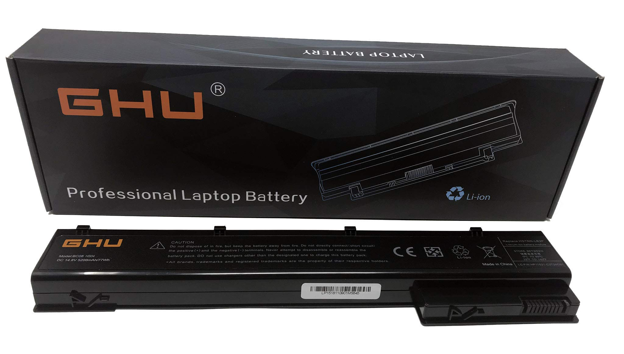 Bateria VH08 HP Elitebook 8560W 8570W 8760W 8770W Mobile Wor
