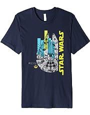 Star Wars Millennium Falcon Rebel Alliance T-Shirt