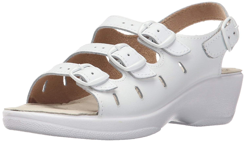 Spring Step Women's Willa Wedge Sandal B00BLQBGGY 36 EU/5.5-6 M US|White