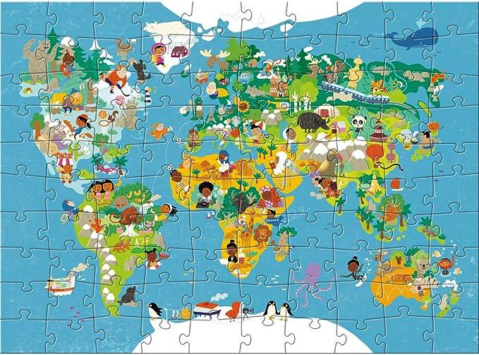 HABA 302003 Puzzle Puzzle - Rompecabezas (Puzzle Rompecabezas ...