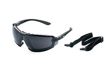 ALPLAND Lunettes De Ski Glacier Lunettes de soleil, lunettes de Montagne avec indice de protection 4avec étui souple