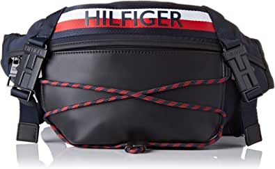 Tommy Hilfiger - Urban Mix Crossbody, Shoppers y bolsos de hombro Hombre, Multicolor (Corporate), 12x18x34 cm (W x H L)