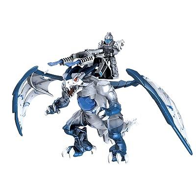 Mega Bloks Dragon Blizzard Glaragon: Toys & Games