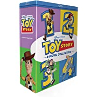 Paquete Toy Story (1 - 4) - BR [Blu-ray]