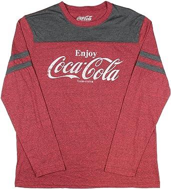 Coca Cola Coke Long Sleeve Graphic T Shirt