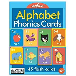 eeBoo–Flash Cards, Alphabet Phonics, flalp