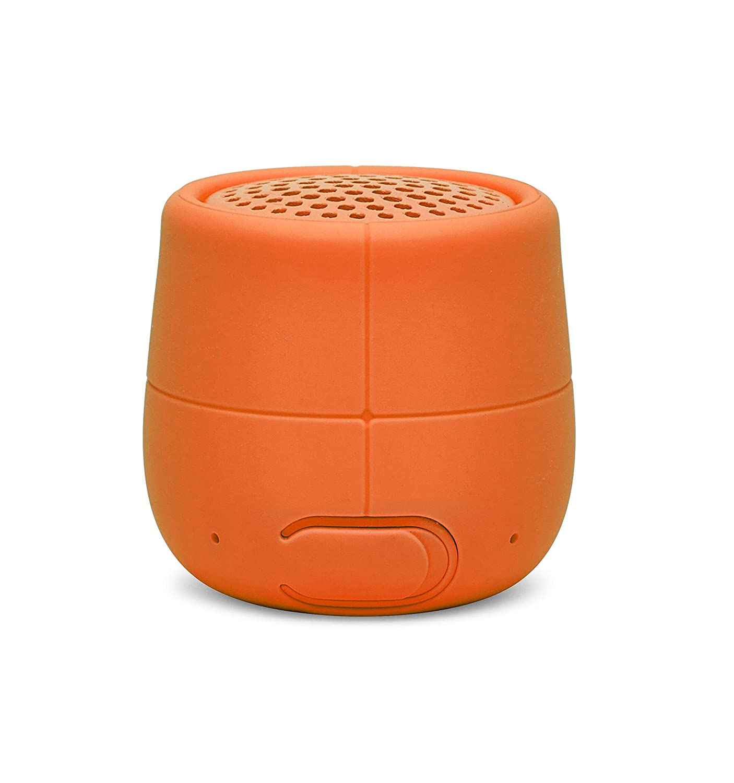 Altavoz Bluetooth Resistente al Agua Lexon Mini x Color Negro