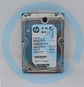 MB4000FCWDK HP 4-TB 6G 7.2K 3.5 SAS HDD