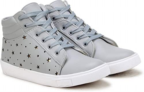 Boots/Sneaker Shoes Grey at Amazon