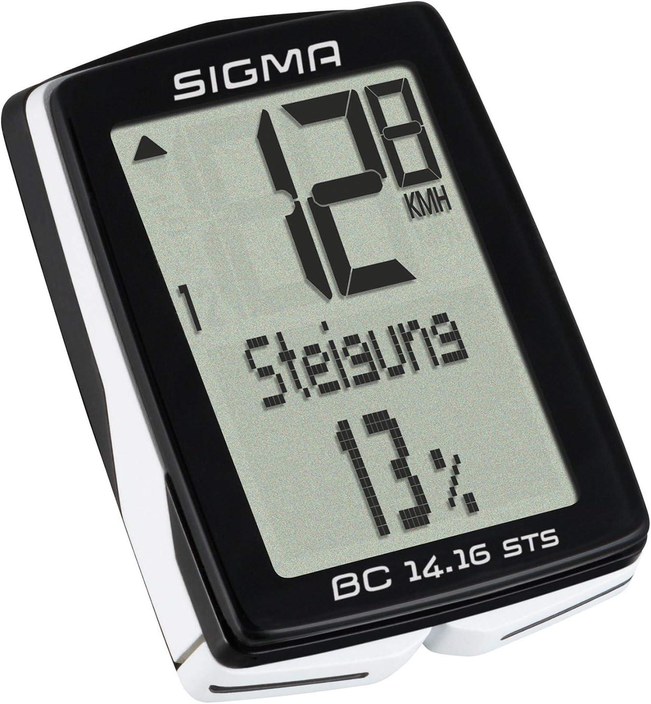 Sigma Contador Inal/ámbrico BC 14.16 STS