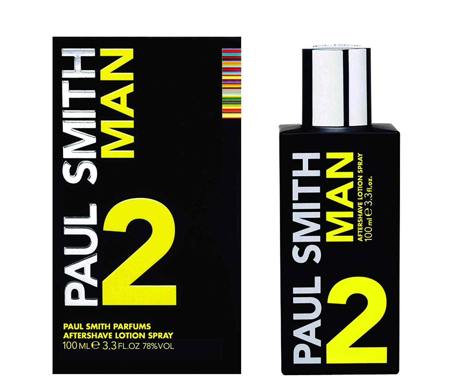 Paul Smith Man 2 Aftershave Lotion, 100 ml Kenneth Green Associates PS006A04