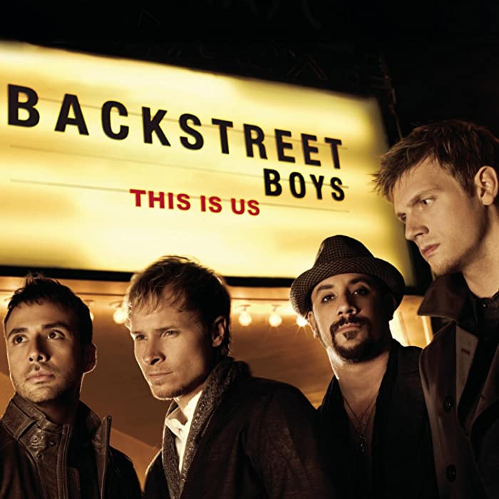 Los 4 Backstreet Boys This Is Us