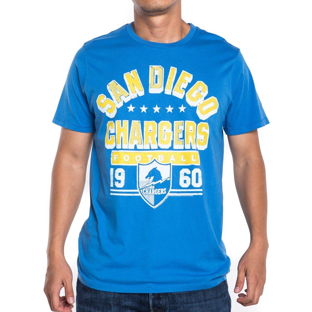 注文割引 San Diego Chargersレトロ1960 San Small NFLキックオフクルーTシャツ Small ブルーベリー B011D03ZVG B011D03ZVG, 瀬戸田町:b05315c8 --- a0267596.xsph.ru