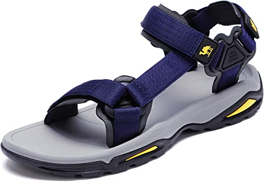 CAMEL CROWN Men's Hiking Sandals Waterproof with Arch Support
