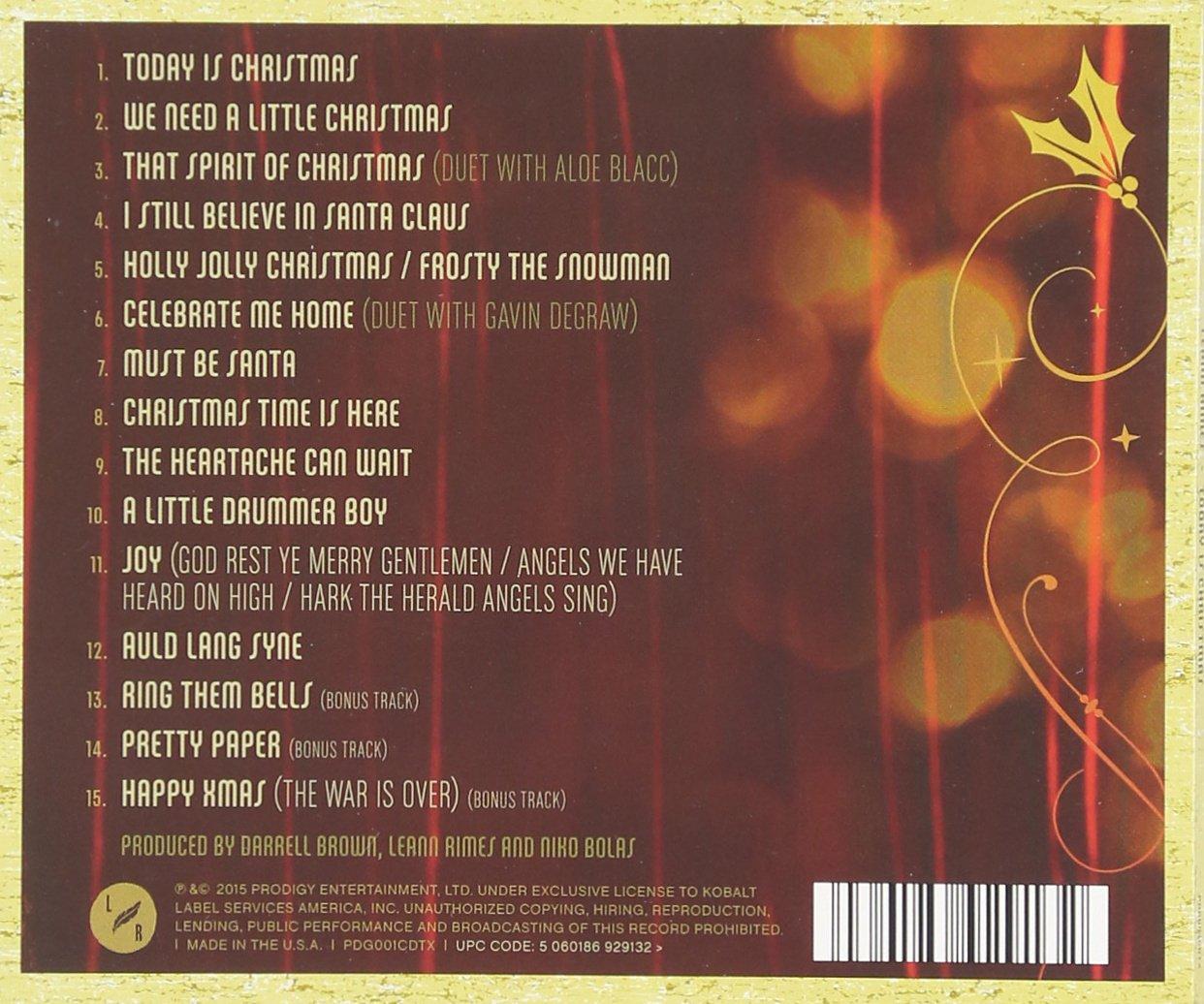 LEANN RIMES - Today Is Christmas (TG) - Amazon.com Music