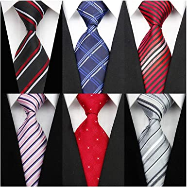 Party Wedding Neckties Formal Suit Tie Mens Classic Neck Tie
