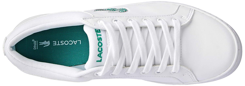 9ab2b4d056 LACOSTE Chaussures de Sport Pour Femme 35CAJ0024 Straightset 21G Wht Taille  35: Amazon.fr: Chaussures et Sacs