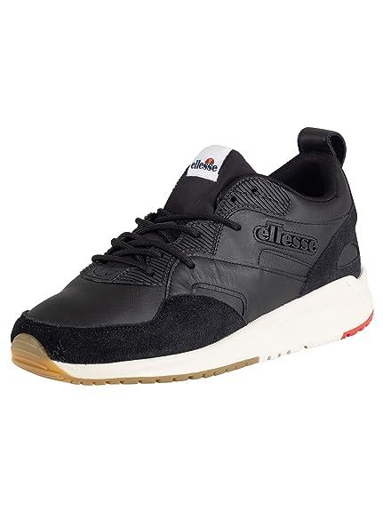 475704d78 ellesse Men's Potenza Trainers: Amazon.co.uk: Shoes & Bags