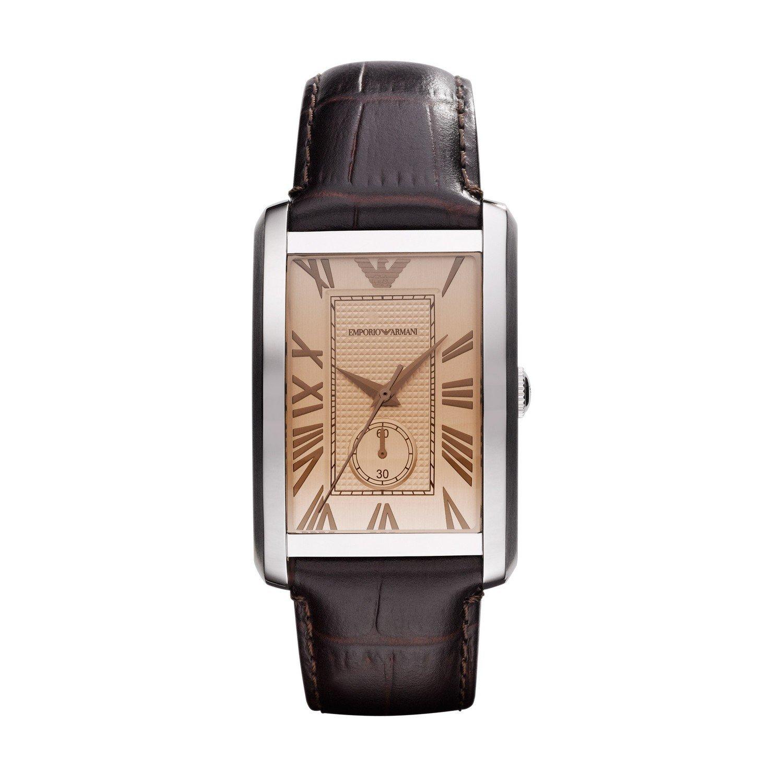 Emporio Armani Men\'s Watch AR1605: Amazon.co.uk: Watches