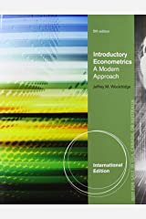 Introductory Econometrics Perfect Paperback