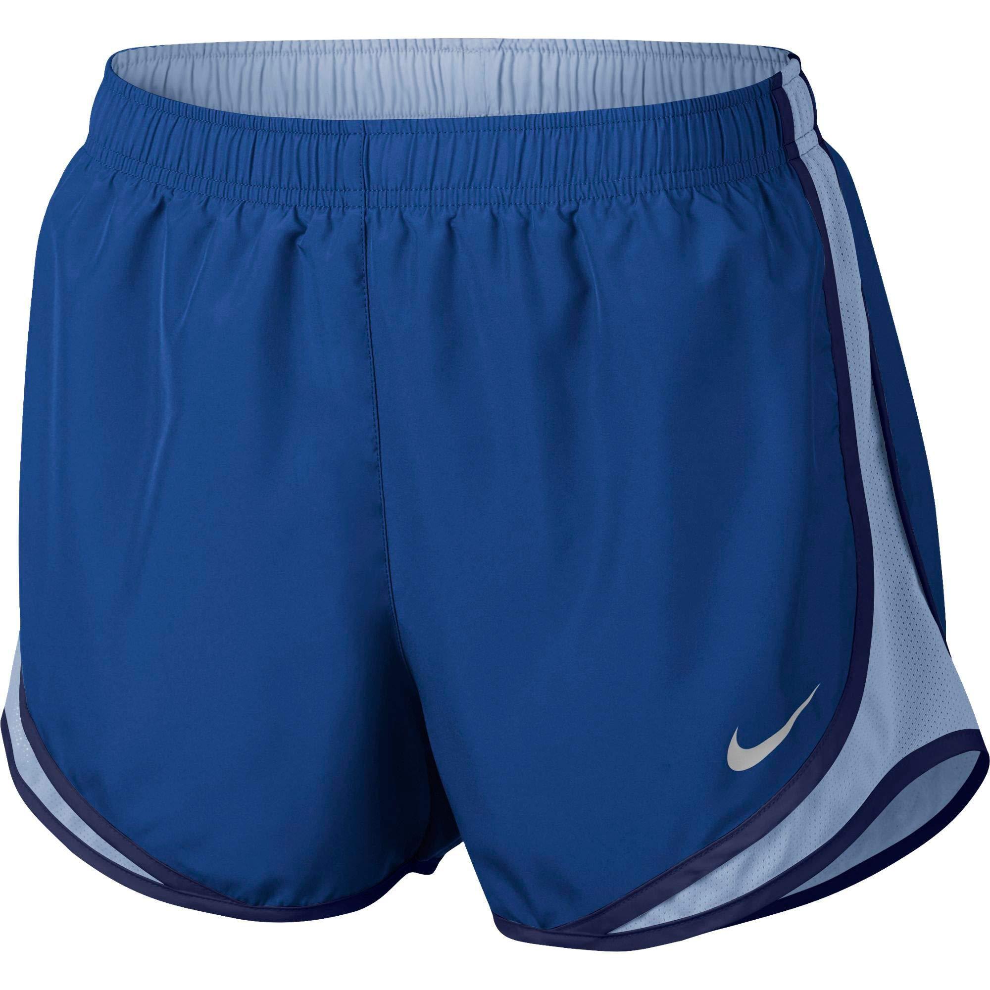 Nike Women's Dry Tempo Short Indigo Force/Indigo Fog/Wolf Grey Medium 3 by Nike