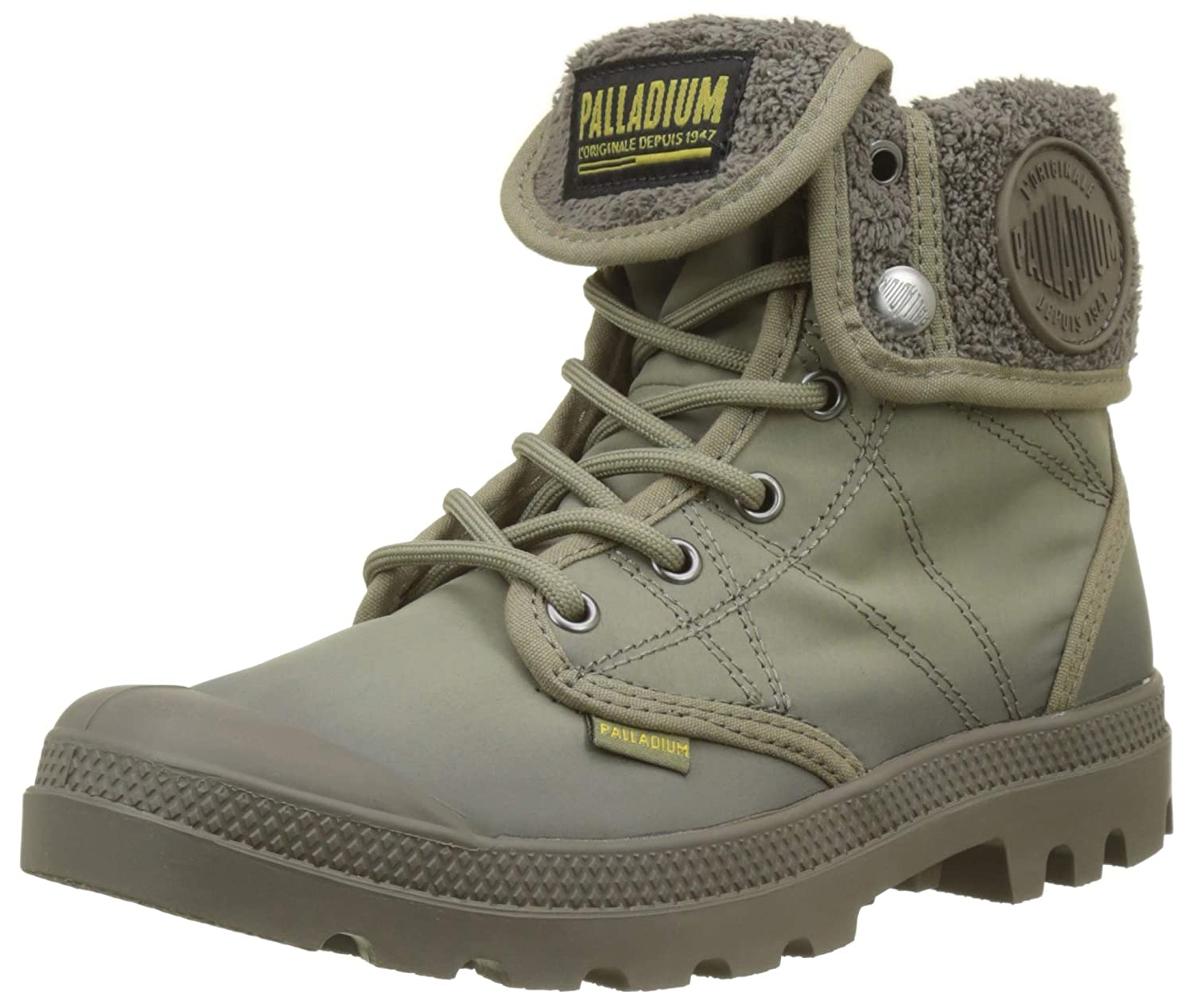 Palladium Pallabrousse Baggy B00ZP324CO TX, Baggy Bottes & Bottines Souples 19992 Mixte Adulte Vert (Dusky Green/Arnum Major Brown Rouge Q12) da512b7 - piero.space