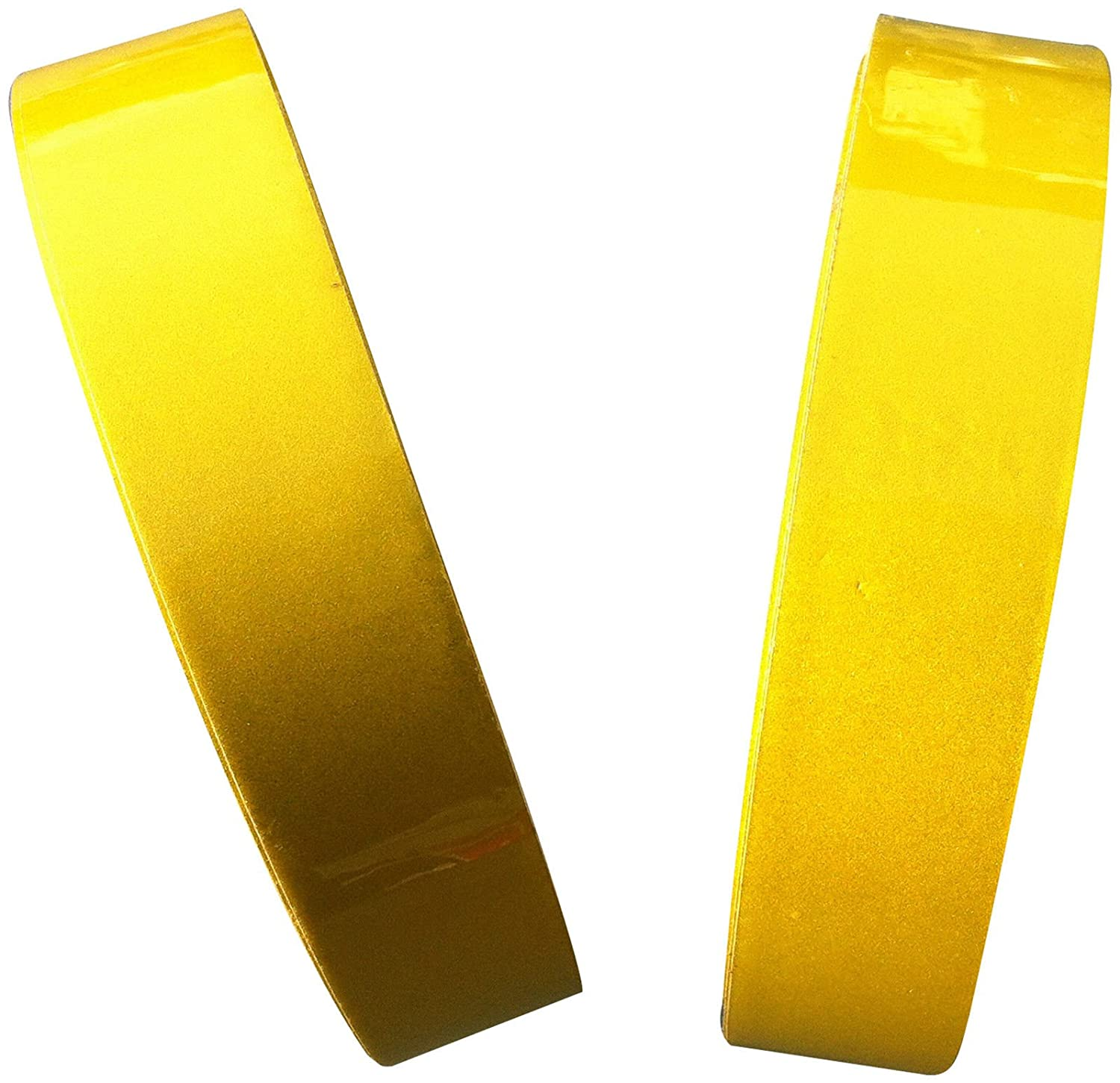 Reflective Tape Lemon Yellow 25mm X 5M Weatherproof Strong Direct Products